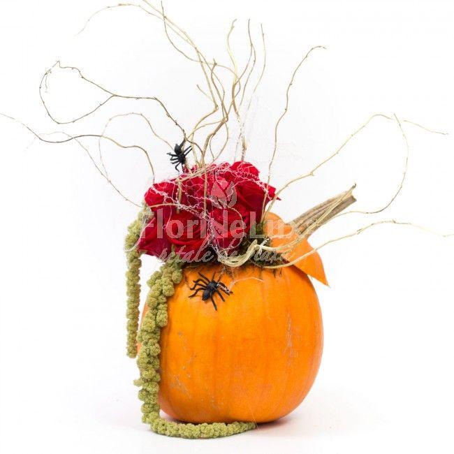 Ne apropiem usor, usor de cea mai inspaimantatoare si distractiva noapte din an -> Halloween - 30 octombrie! 👻👻👻 Mesaje Halloween: http://ioana.dosinescu.ro/mesaje-halloween/ Flori de Halloween: https://www.floridelux.ro/flori-pentru-ocazii/flori-cadouri-sarbatori/flori-halloween-30-octombrie/