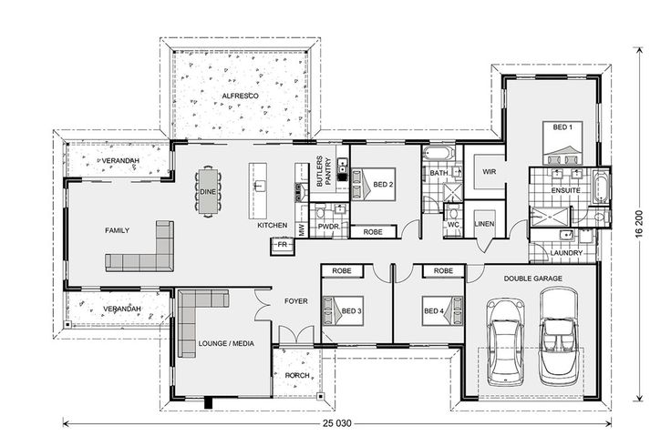 Fernbank 305 - Element Estate, Our Designs, Gympie Builder, GJ Gardner Homes Gympie