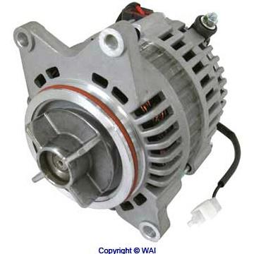 NEW HONDA GOLD WING ALTERNATOR 12485N-90A LR140-708 LR140-708C 31100-MT2-005 OBB Starters and Alternators $198.50