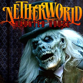 NETHERWORLD Haunted House, Atlanta's Ultimate Haunted House, is not only one of the scariest haunted houses in Georgia and the Southeast, but one of the Top Haunted Houses in the Nation. Since 1997 this intense, cutting edge, multi story, multi attraction haunted event has thrilled and terrified visitors…regularly garnering national attention from the likes of CNN, AOL, the Wall Street Journal, and Hauntworld Magazine.