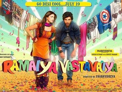 Girish waiting for audiences' reaction over Ramaiya Vastavaiya!