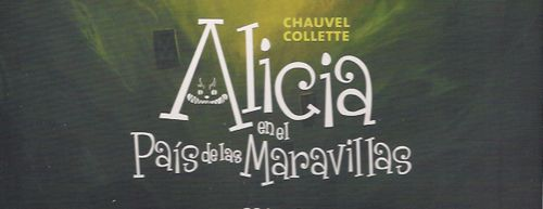 Alicia en el País de las Maravillas de Collette