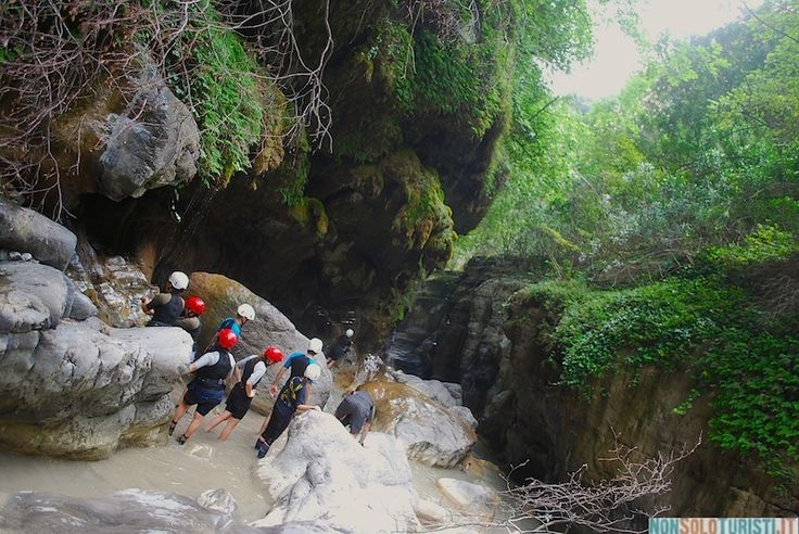 Raganello Valley – Canyoning, Trekking and Hiking in Southern Italy