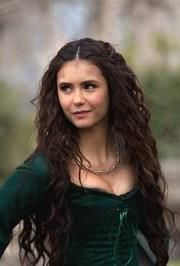 Katerina Petrova. I want her hair. I wish there were more medieval style hair tutorials out there!