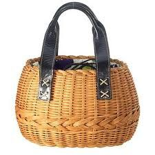 basket handbags - Google Search