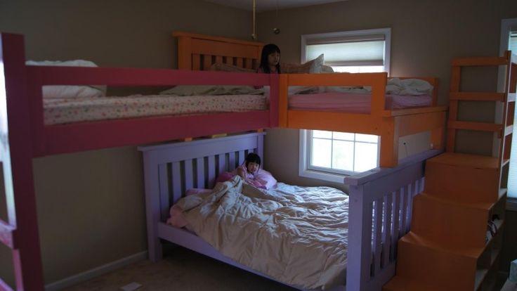 triple bunk bed ikea - latestfurniture.club