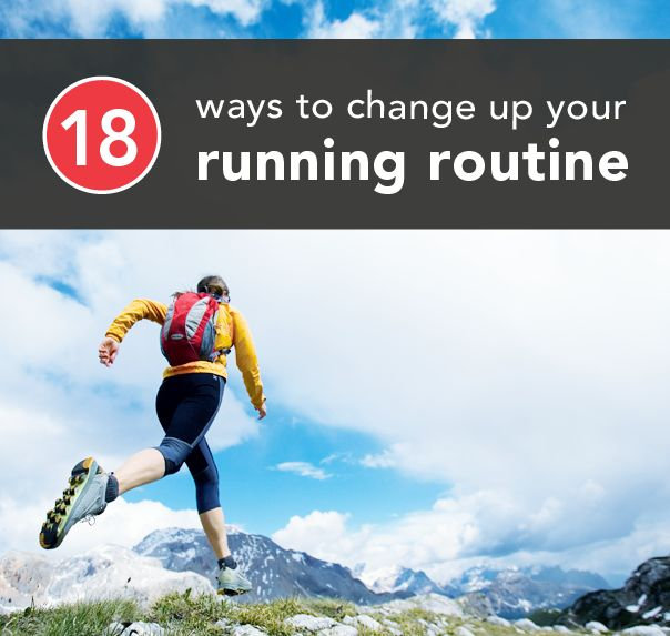 The Arctic Plunge What Does It Mean For Your Plants: 18 Ways To Change Up Your Running Routine