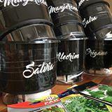 Moro em apartamento e graças ao Vasos Auto Irrigáveis da @lojaplantei, finalmente vou poder ter um cantinho gourmet de temperos sem agrotóxicos! 👏🏻São 10 vasinhos, um para cada tempero 😍: #cebolinha #manjericao #salvia #hortelã #manjerona #alecrim #coentro #salsa #oregano #tomilho 👏🏻👏🏻 os vasos são ideais para qualquer ambiente, possui um reservatório de água acoplado. Isso substitui os tradicionais pratinhos e elimina as chances do mosquito da dengue entrar, evitando também o…