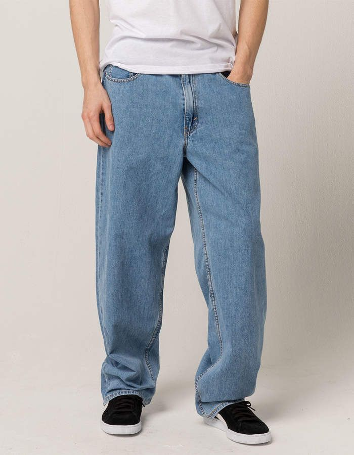 edd6c20888f Levi's Basket Mens Baggy Jeans | Teen Guys Jeans in 2019