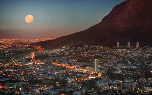 Cape Town, we love this pic