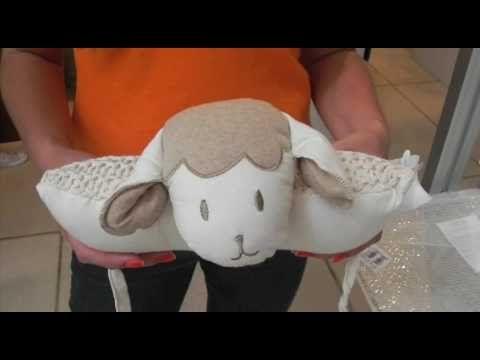 ▶ Naninhas de Carneiro Cotton Cloud - Greenstore - YouTube