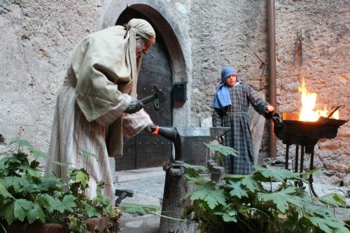 Presepe vivente Canale - Antichi mestieri