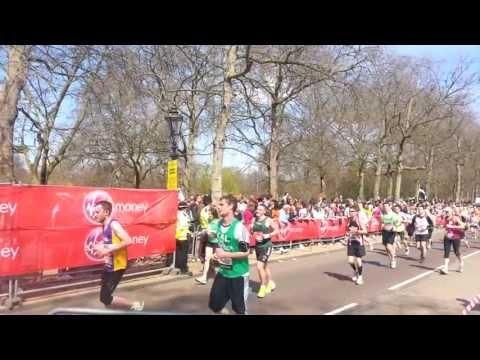 London Marathon 2013