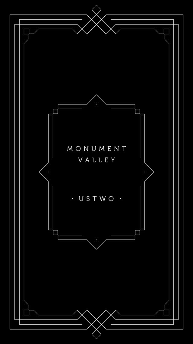 Monument Valley, I just realized that the design on the top and bottom looks like the mountains! That is genius!