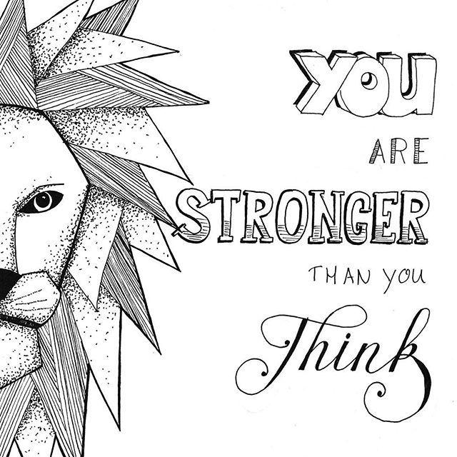 A fit description for a Lion