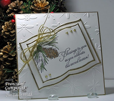 pine coneChristmas Cards, Die Cut, Cards Ideas, Parties Plans, Gold Leaf, Cut Stuff, Paper Cards, Cardz 2011, Leaf Pens
