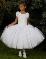 Prachtige jurken voor de communie.   Communiejurk, communiekleding. bruidskindermode.nl