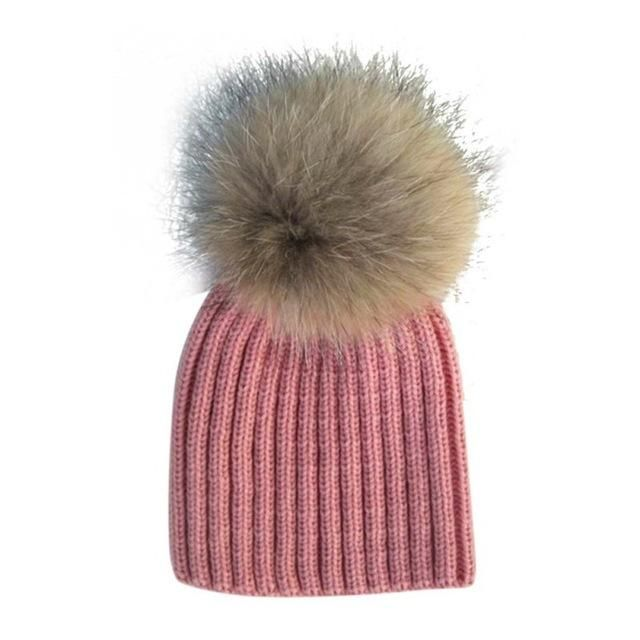 Giant Pom Beanie - Available in Black a097455a0fe