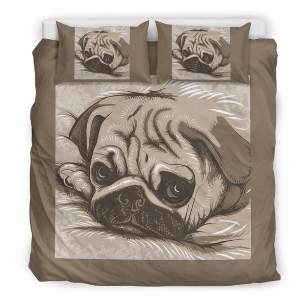 pug sheets king