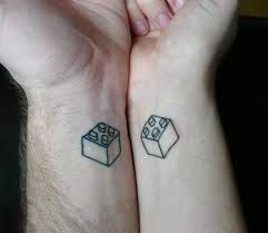 Image result for lego tattoo