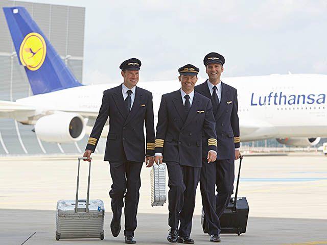 Grève de pilotes chez Lufthansa, de PNC chez Eurowings