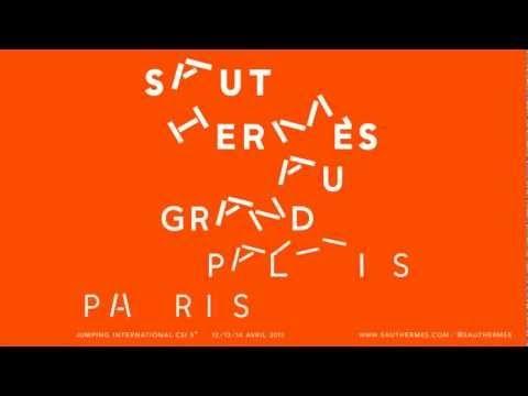 www.pegasebuzz.com/leblog | Le Saut Hermès au Grand Palais [Commercial 2013]