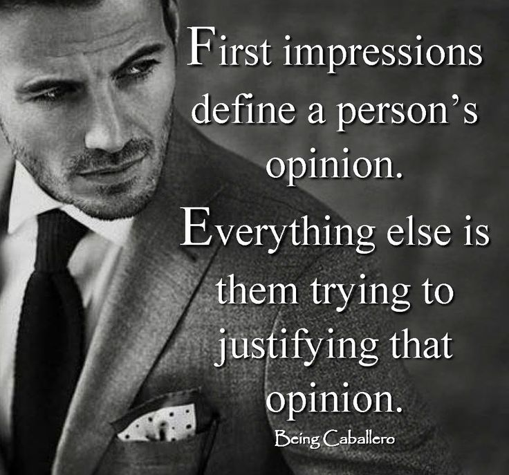 Trust In Business Quotes: Best 25+ First Impression Quotes Ideas On Pinterest