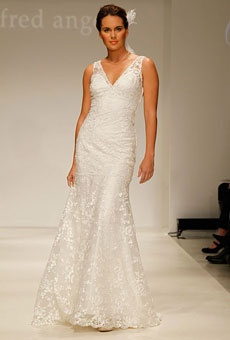Style 8507 by Modern Vintage by Alfred Angelo - Fall 2012