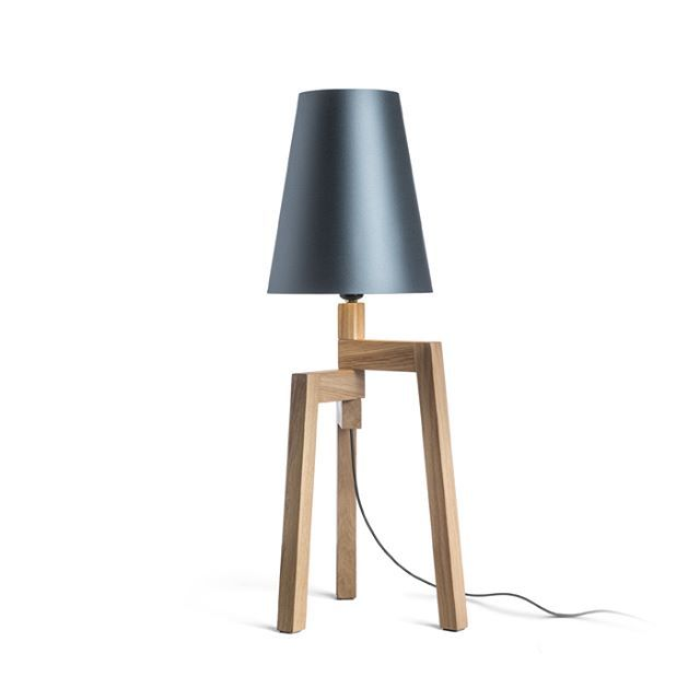 CONNY lamp shade (here in combination with WOODY table base) #rendl_lighting #lightdesign #interiordesign #light #interiorinspiration #lighting #interiordecor #lamp #lampshade #homedecor