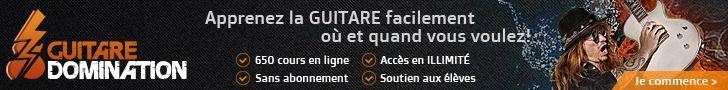 Placements financiers Forex: Guitare Domination - École de guitare en ligne