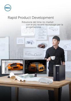 Rapid Product Development : Riduzione del time-to-market con Workstation Dell e Intel Xeon : http://del.ly/6019BsWpt