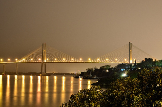 Puente Ntra Sra del Rosario (Rosario - Victoria), Rosario, Argentina