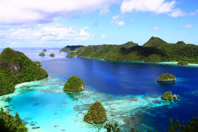 Wonderfull Indonesia, Raja Ampat ( Papua New Guinea )