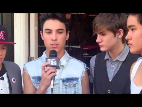 IM5 Dalton Sings and Dances Happy Days Interview with Eric Zuley EWB Launch