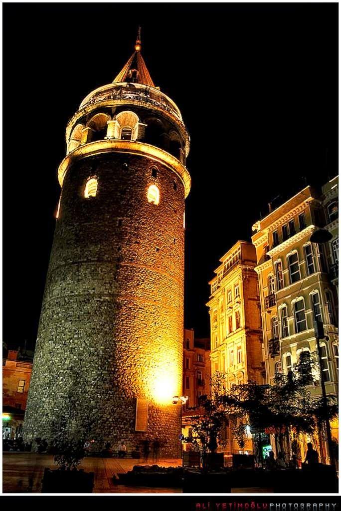 Galata Kulesi ( Arka Plan Resimleri )