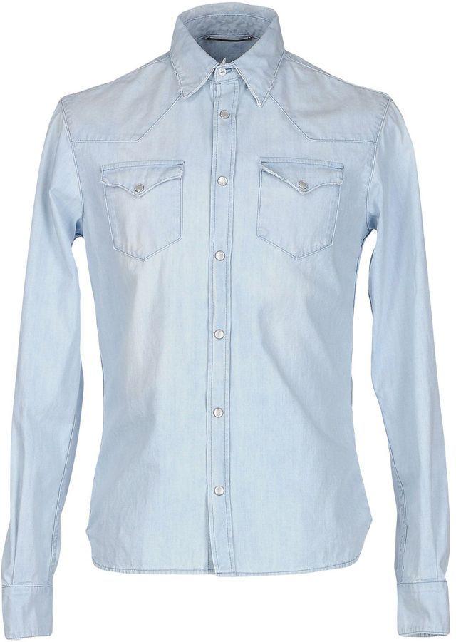 DISARMED Denim shirts