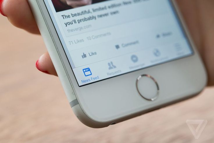Facebook tilts the News Feed algorithm back to your friends
