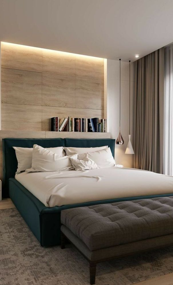 61 New Season And Trend Bedroom Design And Ideas Page 48 Of 61 Luxurious Bedrooms Bedroom Interior Master Bedroom Paint