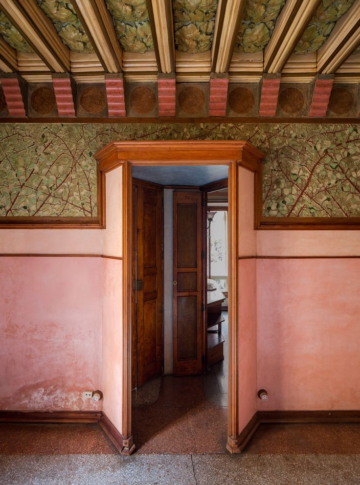 The first house completed by Spanish architect Antoni Gaudí, Casa Vicens, will open to the public this autumn following a major restoration