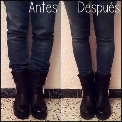 5 como estrechar un pantalón, fácil, paso a paso.                              …