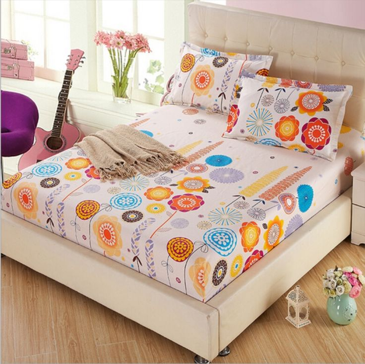 cheap bedding stock buy quality sheet bedding directly from china sheet cars suppliers fitted sheet girls bedspreads flower pattern cotton queen king size