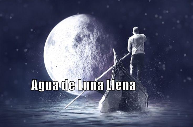 Agua de Luna Llena