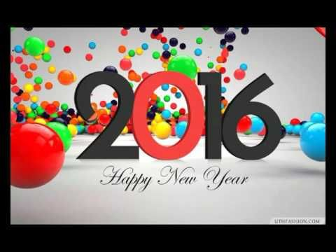 Happy New Year 2016 - Quotes | SMS | Wishes | Whatspp Video | HD Video