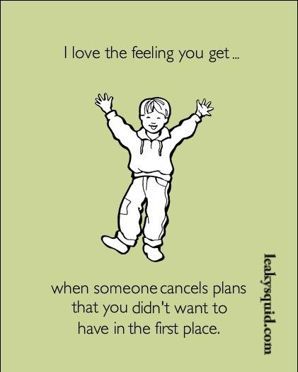 LOVE THIS FEELING #CANCELLEDPLANS | Leaky Squid