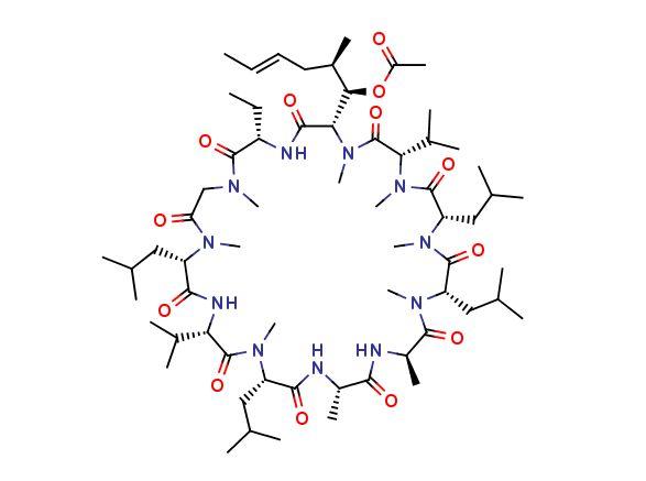Cyclosporin A Acetate