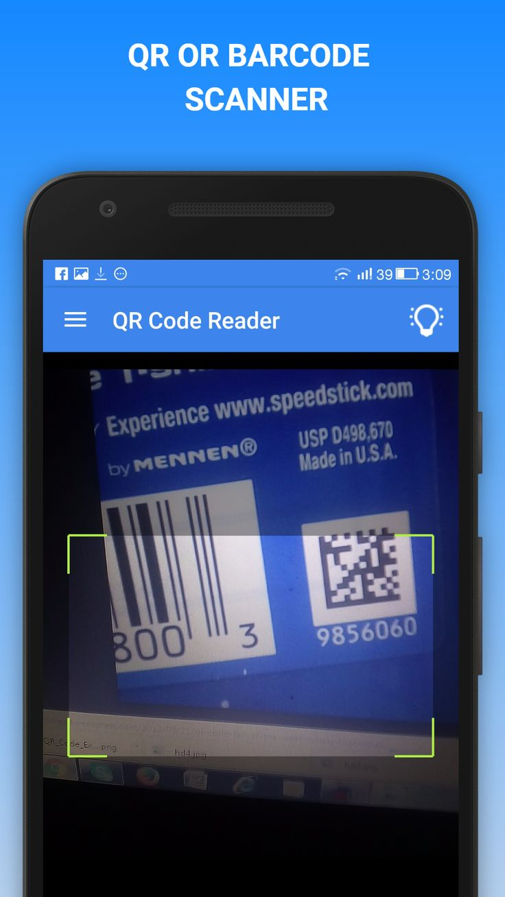QR Code reader app and barcode scanner can scan all QR / barcode types like text, URL , ISBN, product, contact, calendar, email, location, Wi-Fi and many other formats. Easy and beautiful interface having smooth design and process and even caught blurry QR codes