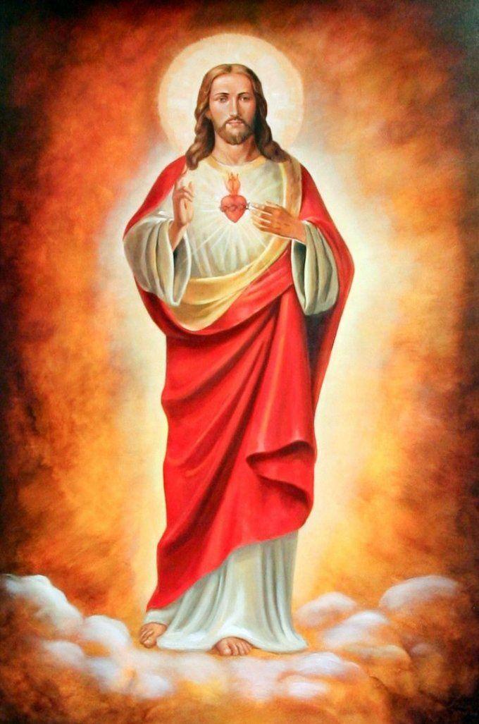 6°Jour de la Neuvaine au Sacré-Coeur de Jésus. - Hozana