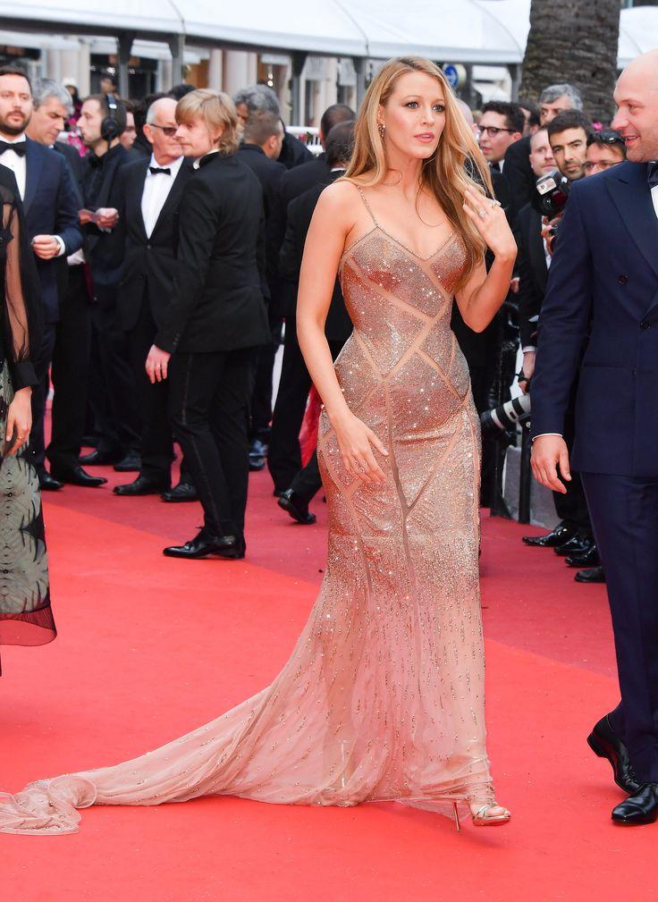 Blake Lively au Festival de Cannes 2016