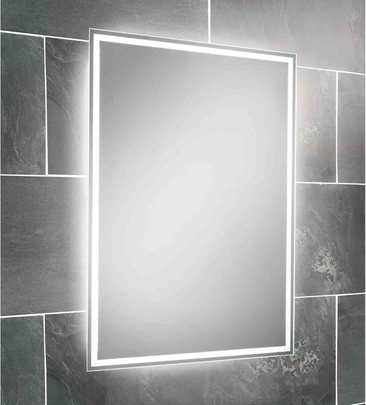 Find This Pin And More On Tv Bathroom Mirrors Heated Bathroom Mirror With Light