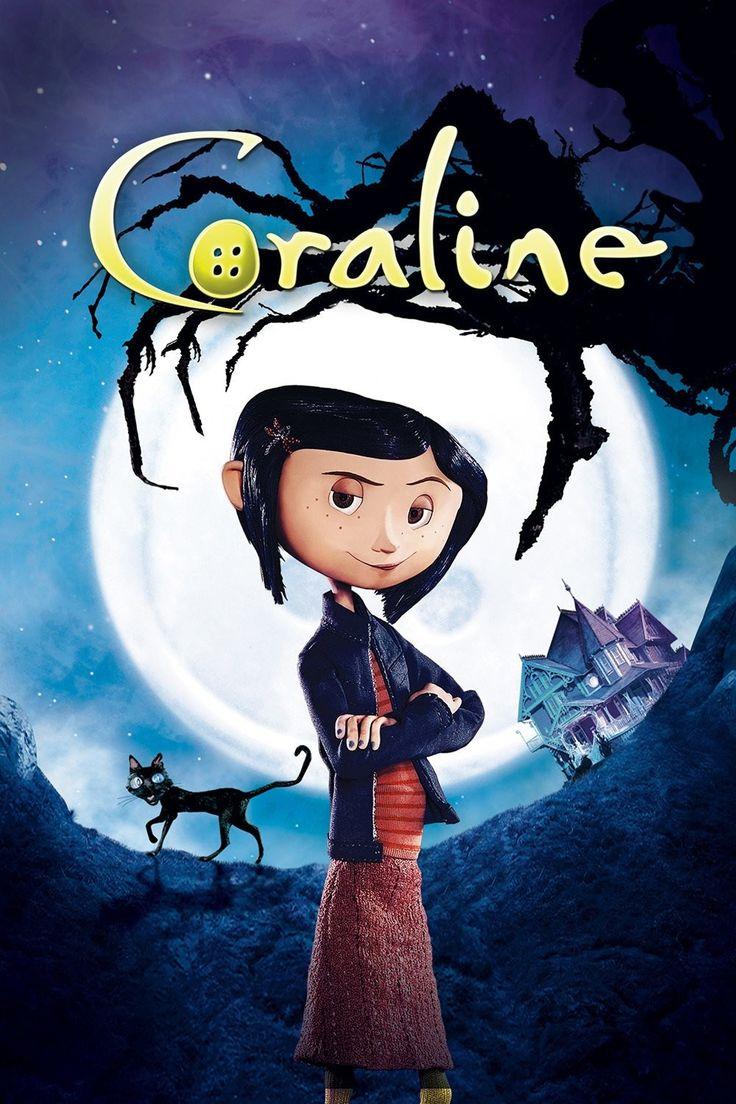Coraline (2009) - Watch Movies Free Online - Watch Coraline Free Online #Coraline - http://mwfo.pro/1029672